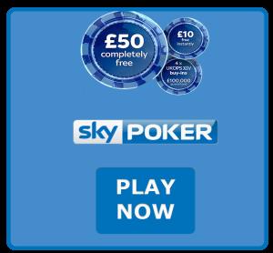 sky poker